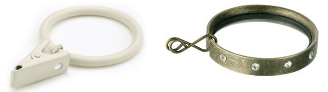 drapery clips